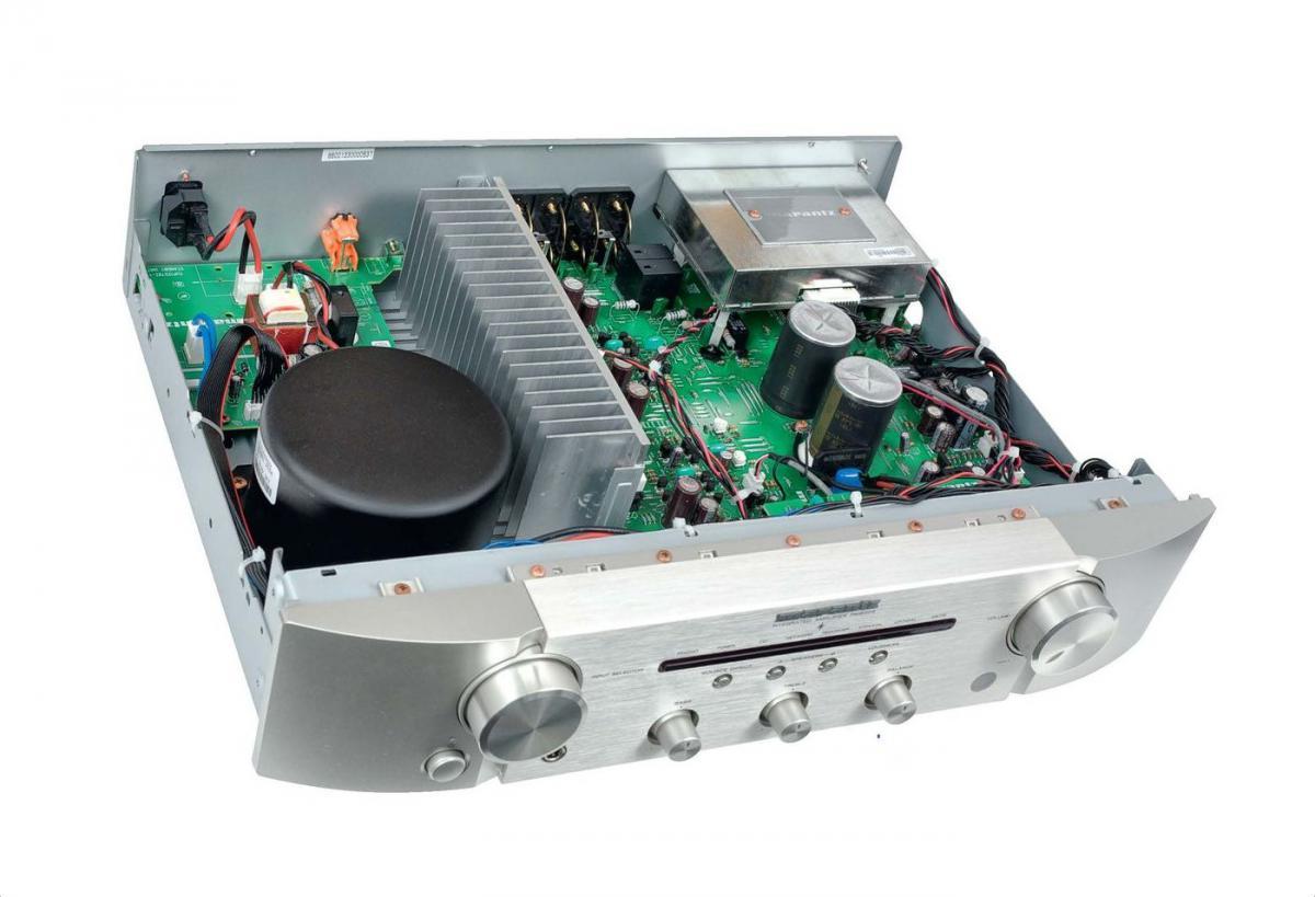 Amply tích hợp Marantz PM6006 hàng chính hãng new 100%