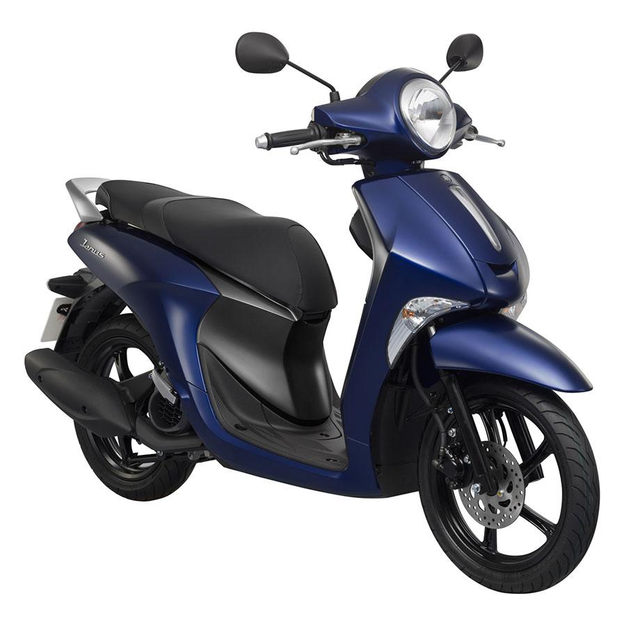 Xe Máy Yamaha Janus Premium 2018 - Xanh
