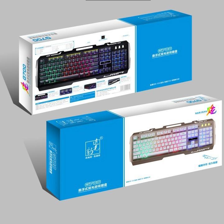 Bàn phím giả cơ chuyên game cao cấp G700