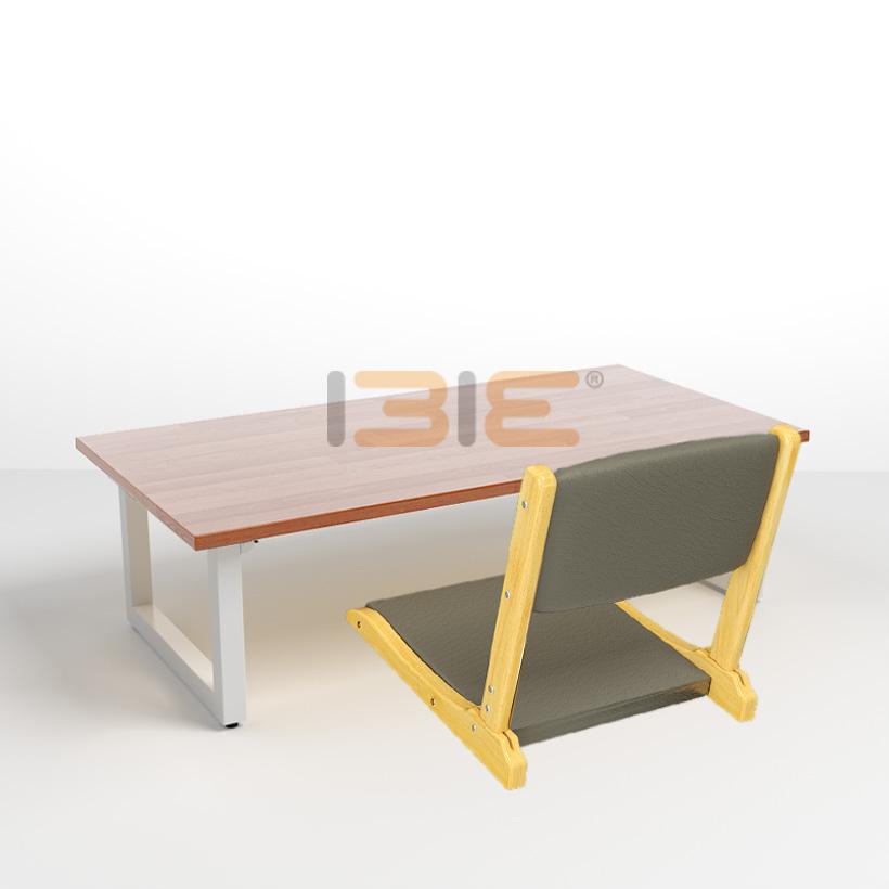 Bộ bàn bệt Rec-B và ghế Pisu