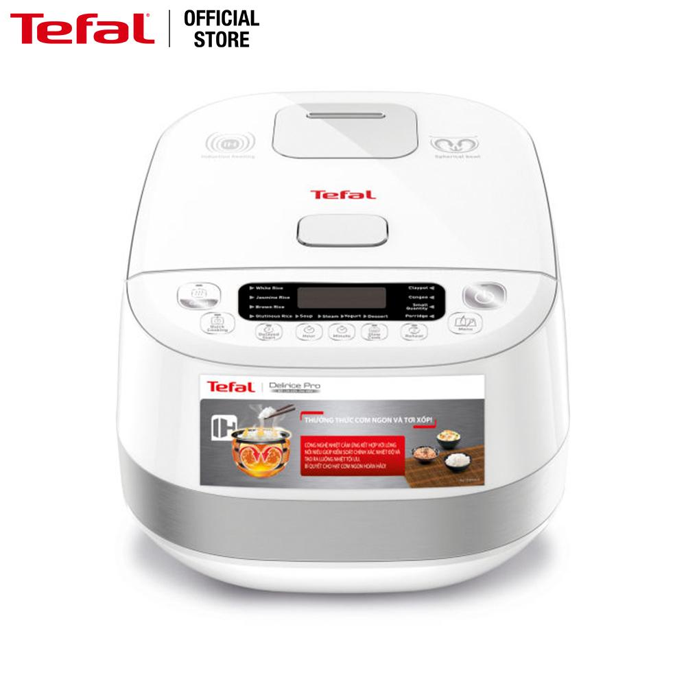Nồi cơm điện cao tần Tefal RK808168 - Hàng chính hãng