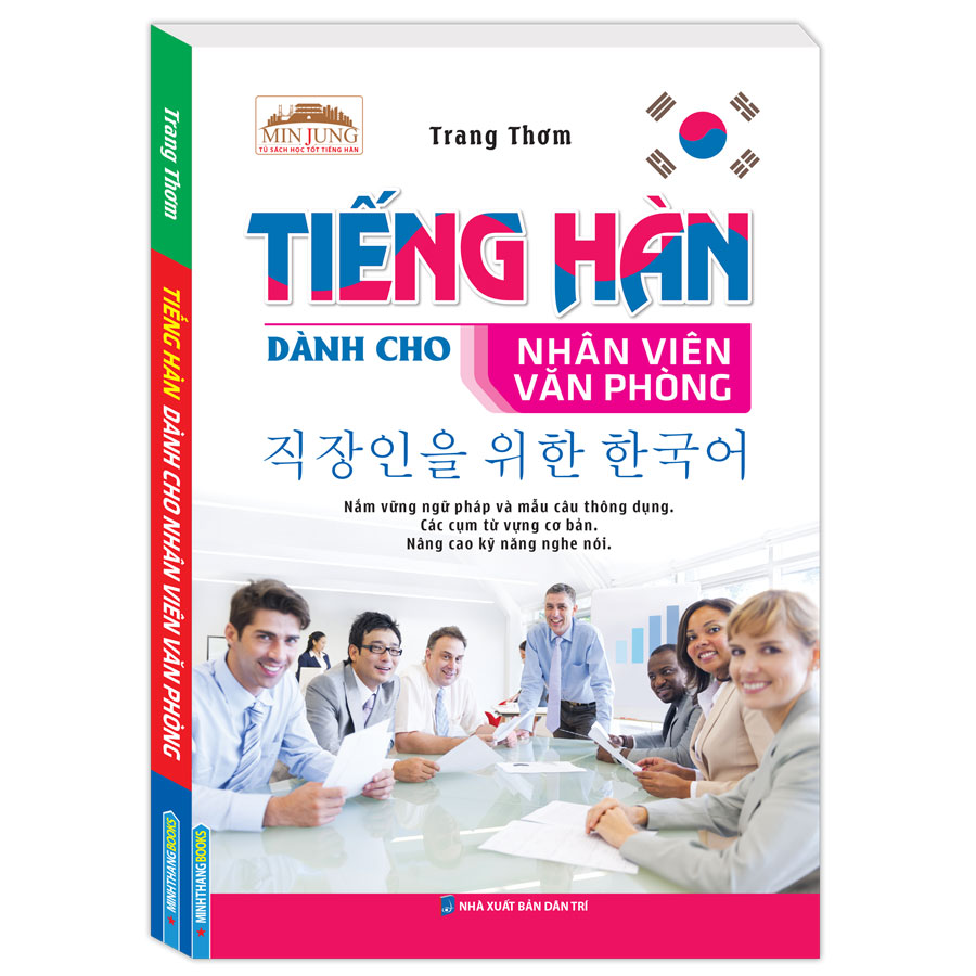 Tiếng Hàn Dành Cho Nhân Viên Văn Phòng