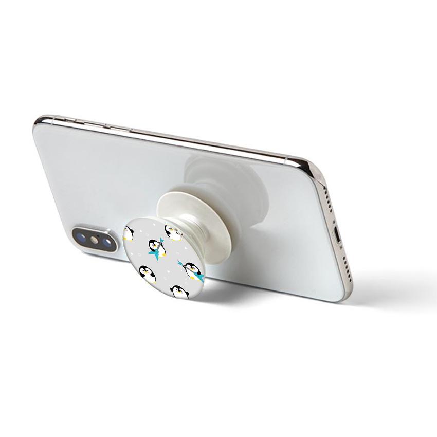 Gía đỡ điện thoại đa năng, tiện lợi - Popsockets - In hình CARTOON 04 - Hàng Chính Hãng