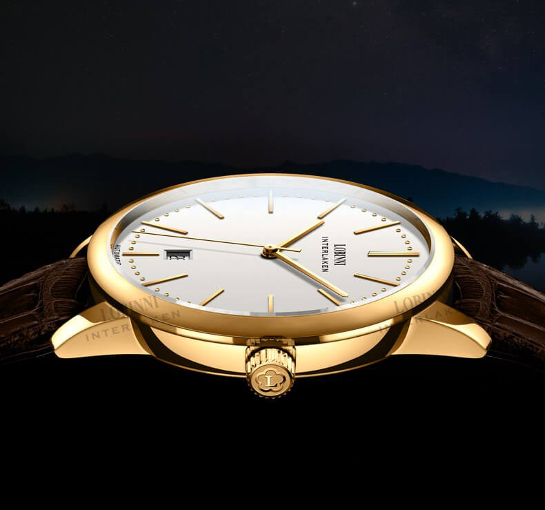 Đồng hồ nam chính hãng Lobinni No.12028