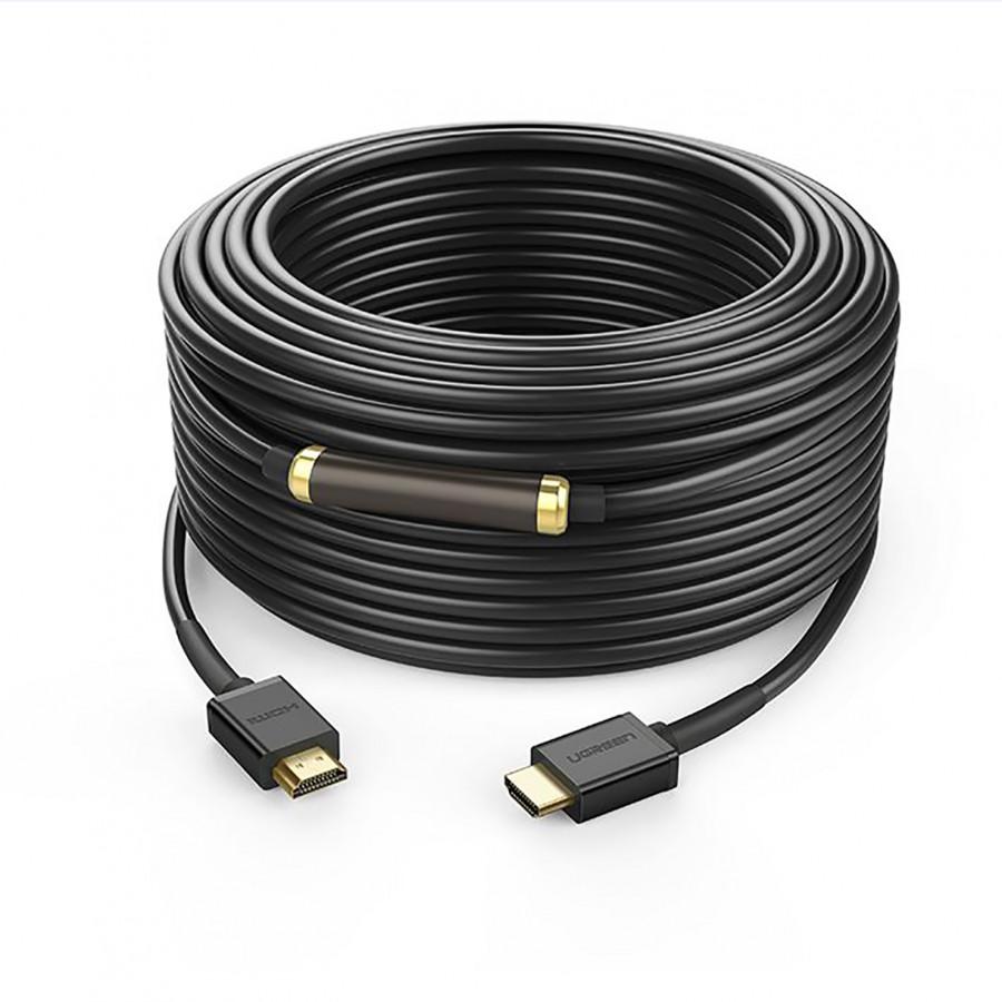 Cáp HDMI 1.4 Ugreen 40591 40m - Hàng Chính Hãng