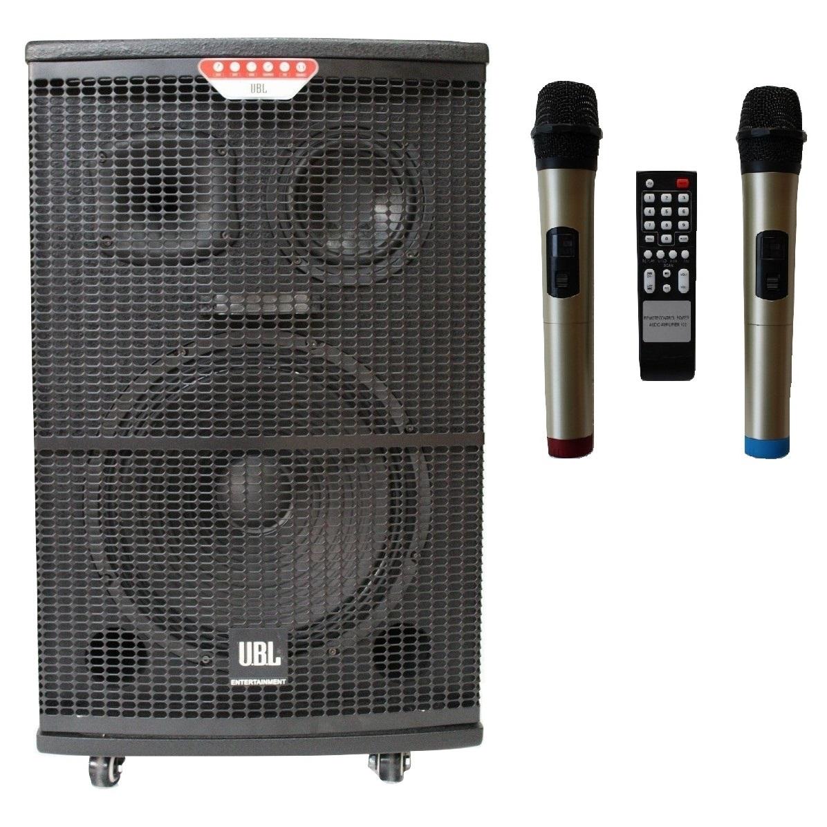 Loa Kéo Di Động Karaoke Bass 30 U.B.L LK-30U40 (600W) 3 Tấc - Màu Ngẫu Nhiên - Chính Hãng