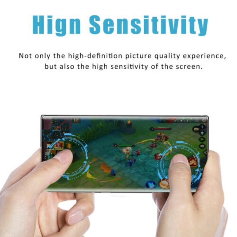 Dán màn hình cường lực chống nhìn chộm Samsung Galaxy Note 20 Ultra 3D full keo UV