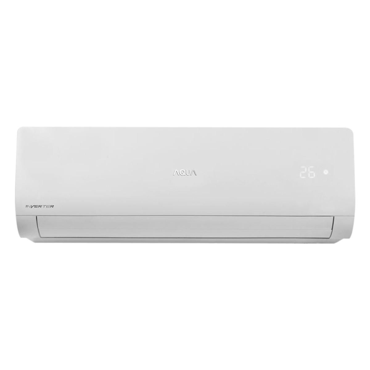 Máy Lạnh Inverter Aqua AQA-KCRV18WJB (2.0HP) - Hàng Chính Hãng + Tặng Ê Ke Treo Máy Lạnh