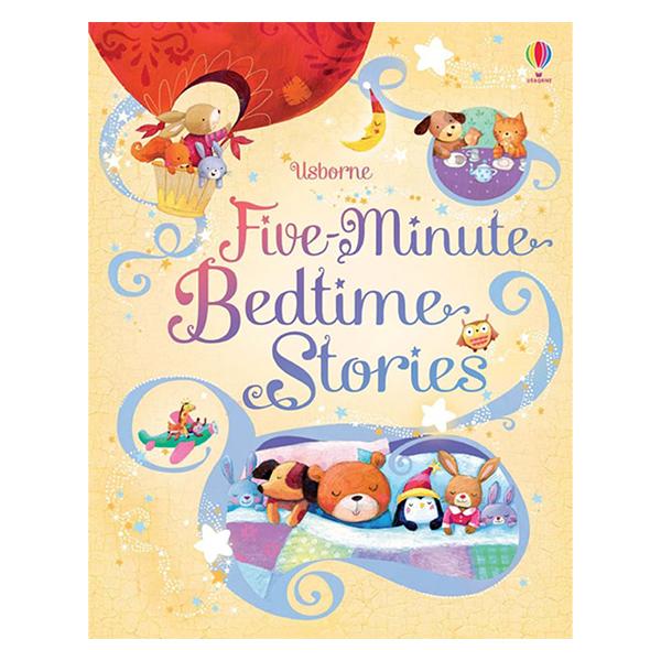 Usborne Five-Minute Bedtime Stories