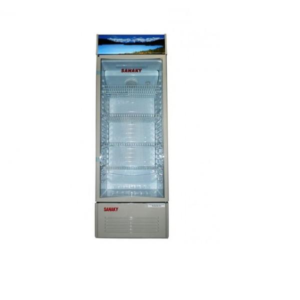 Tủ Mát Sanaky 1 Cánh Dàn Lạnh Nhôm VH-258K 210 Lít - Hàng Chính Hãng