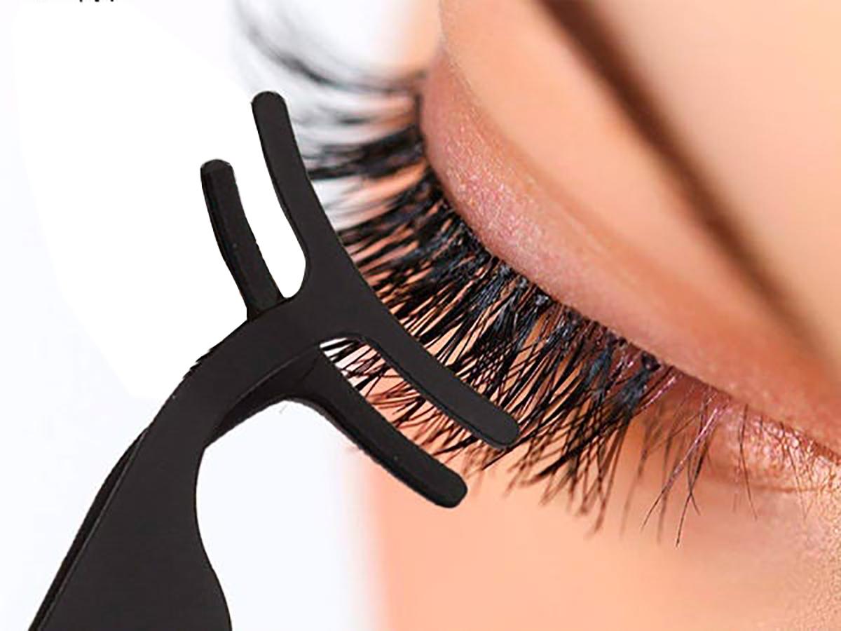 Nhíp gắn lông mi, gắp lông mi giả Nhật Bản MINISO BEAUTY ERA EYELASH APPLICATOR chuyên nghiệp tiện lợi - MNS083
