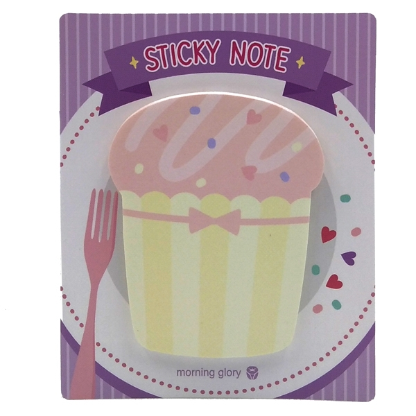 Giấy Note Morning Glory Dessert 80072 - Cupcake