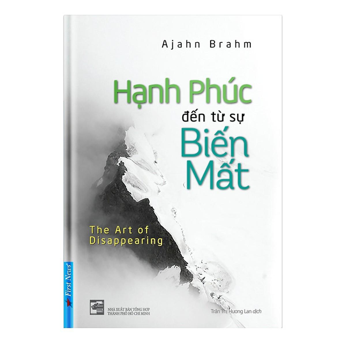 Combo 4 Cuốn Sách Của Thiền Sư Ajahn Brahm: Tâm Từ + Buông Bỏ Buồn Buông + Mở Cửa Trái Tim + Hạnh Phúc Đến Từ Sự Biến Mất (Tái Bản)