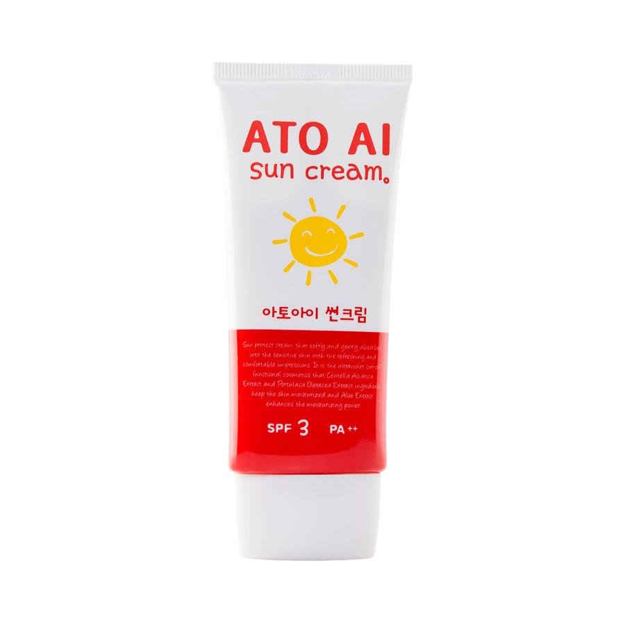 Sữa chống nắng chiết xuất từ thiên nhiên ATO AI 60g