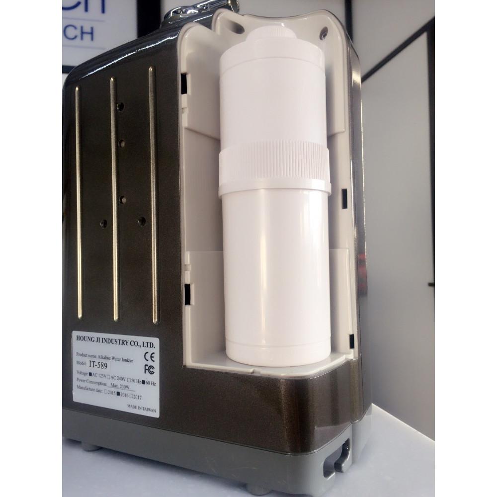 Bộ Lọc Sợi Carbon Hoạt Tính Iontech ACF-3 Cho Ion Hóa Nước Kiềm