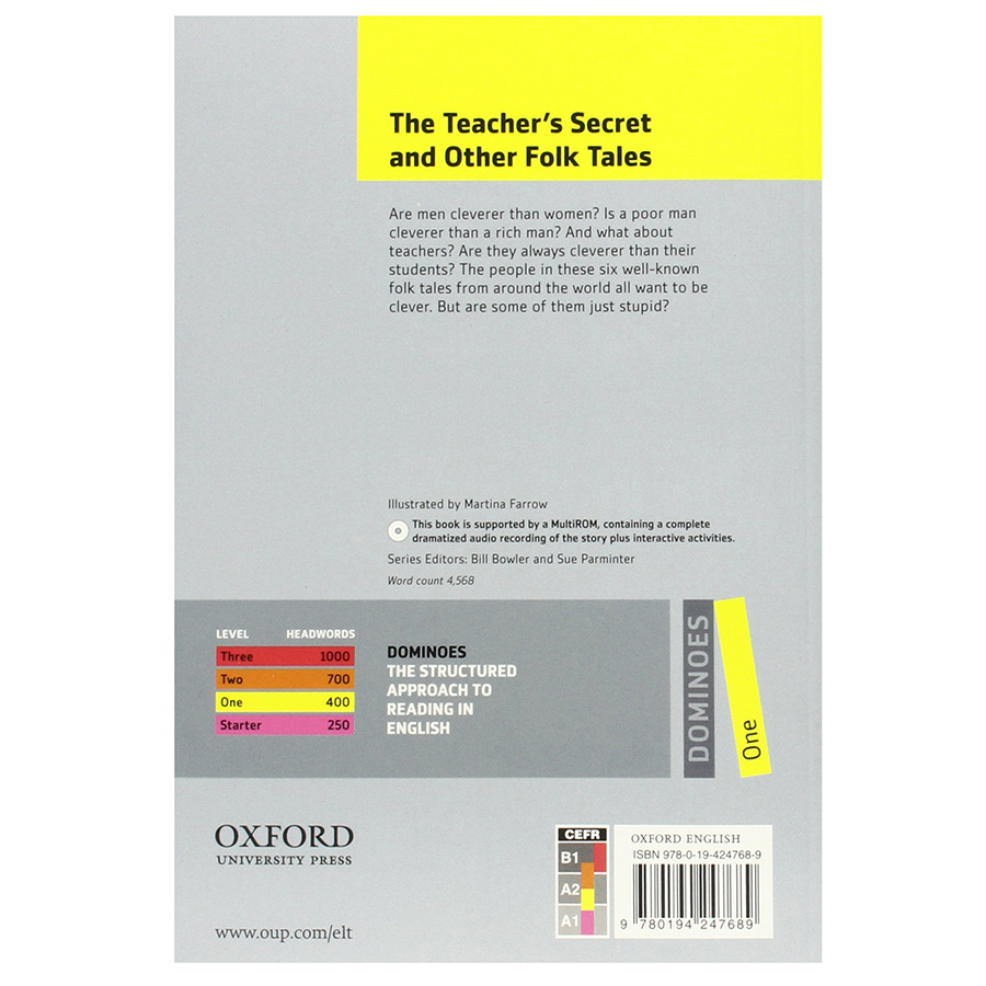 Dominoes (2 Ed.) 1: The Teacher's Secret and Other Folk Tales