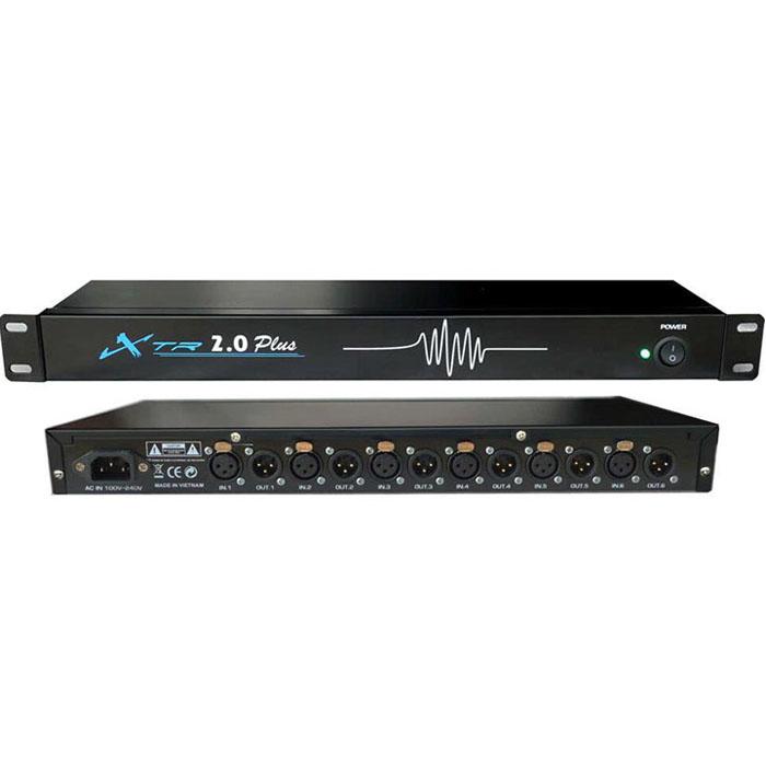 XTR 2.0 Plus 6 channel - Hàng chính hãng