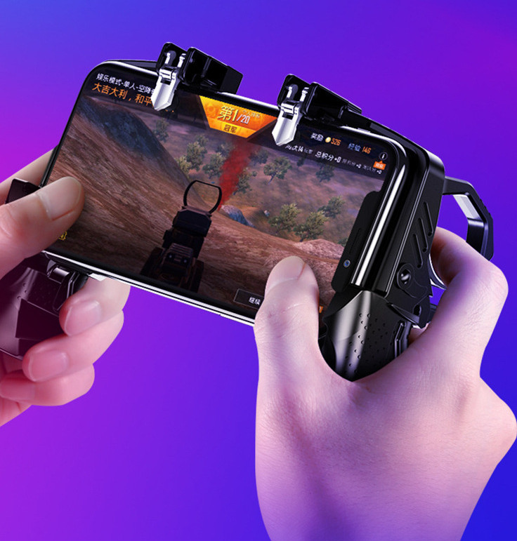 Tay Cầm Chơi Game K21 Pro Cao Cấp Kiêm Giá Đỡ Điện Thoại Phiên Bản Mới - Hàng Chính Hãng Like Tech