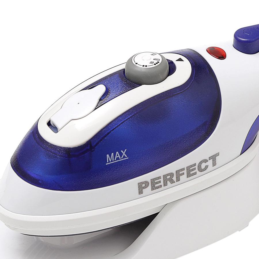 Bàn Ủi Hơi Nước Perfect JK-9815 (800W) - Trắng Xanh - Hàng chính hãng