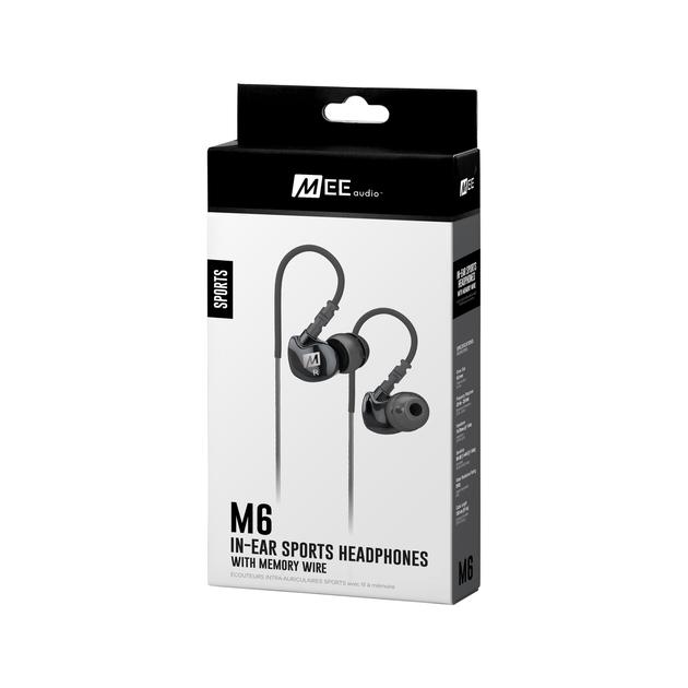 Tai nghe MEE audio M6 - Hàng chính hãng
