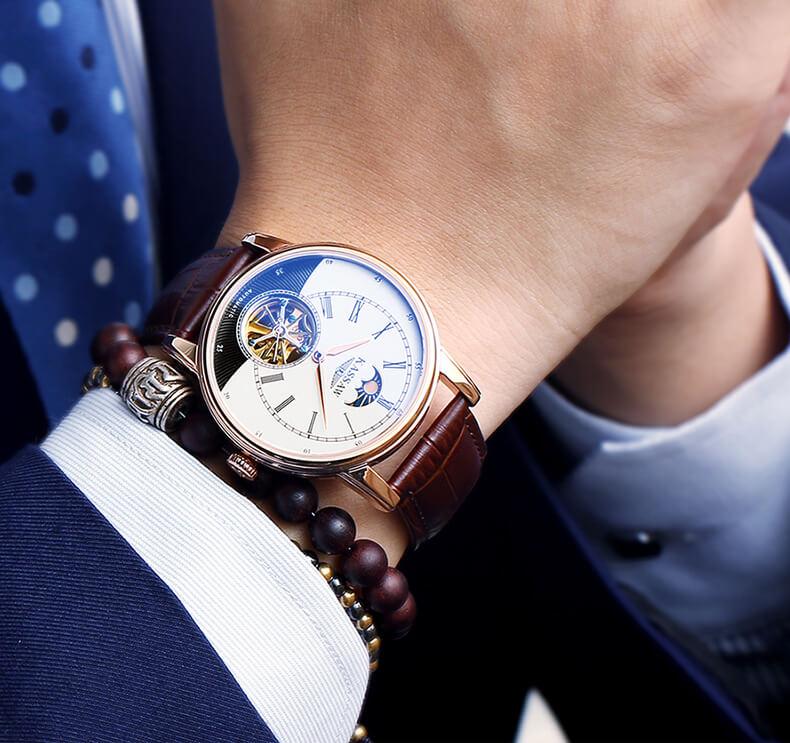 Đồng hồ nam chính hãng KASSAW K901-1