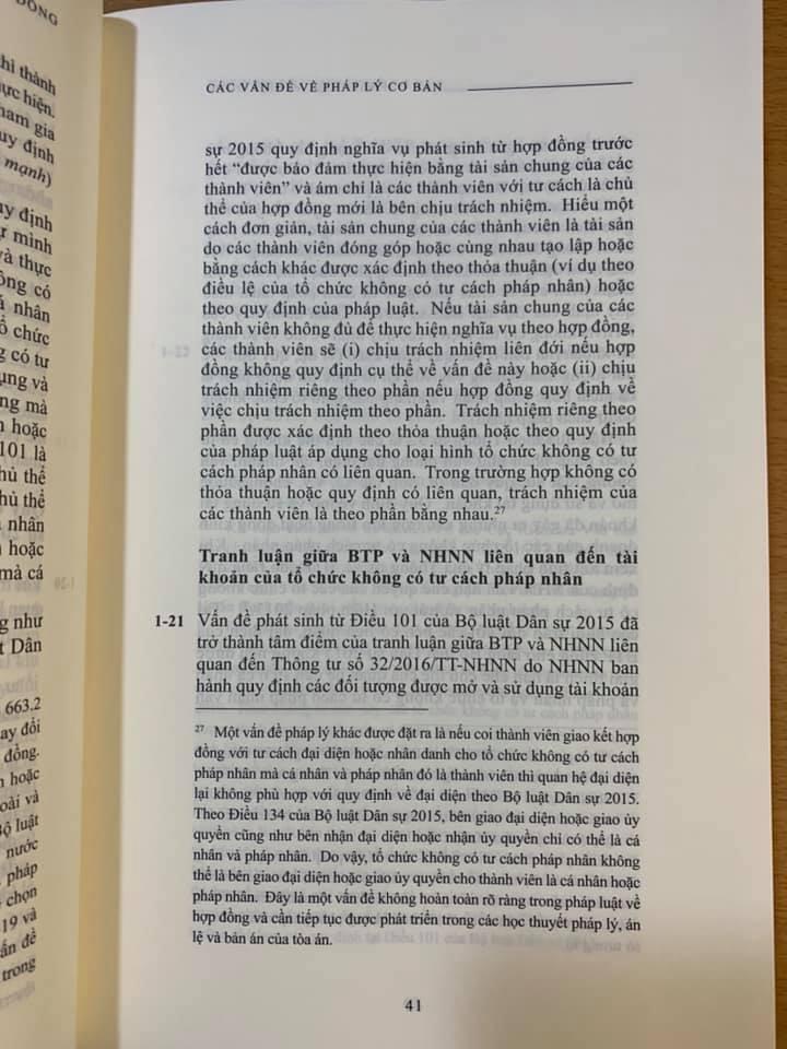 Pháp Luật Về Hợp Đồng - Các Vấn Đề Pháp Lý Cơ Bản - LS Trương Nhật Quang