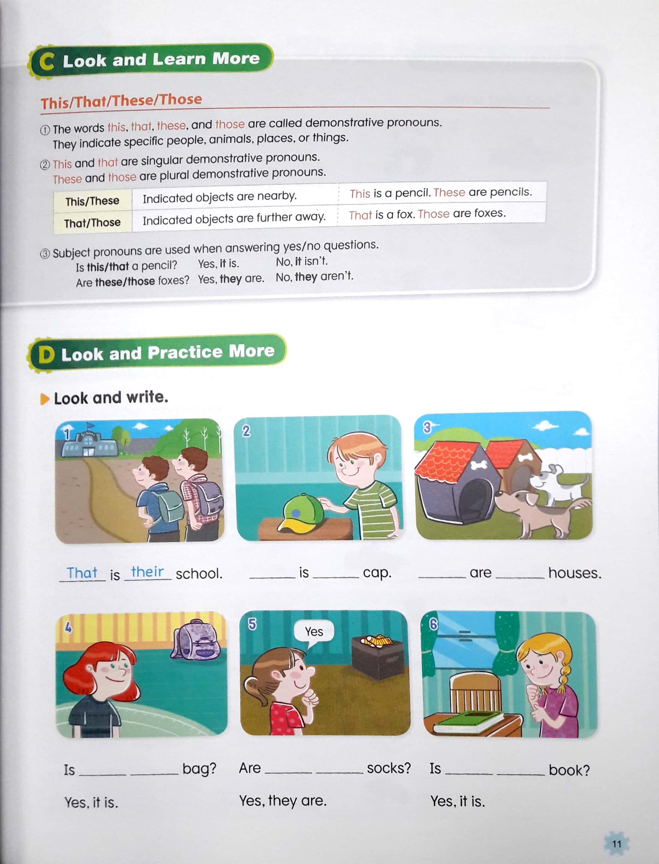 My First Grammar 2 Workbook (2nd Ed.)