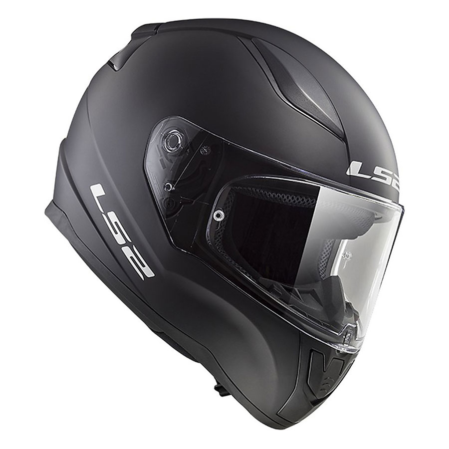 Mũ Bảo Hiểm Fullface LS2 FF353 - Đen Nhám (Size XL)