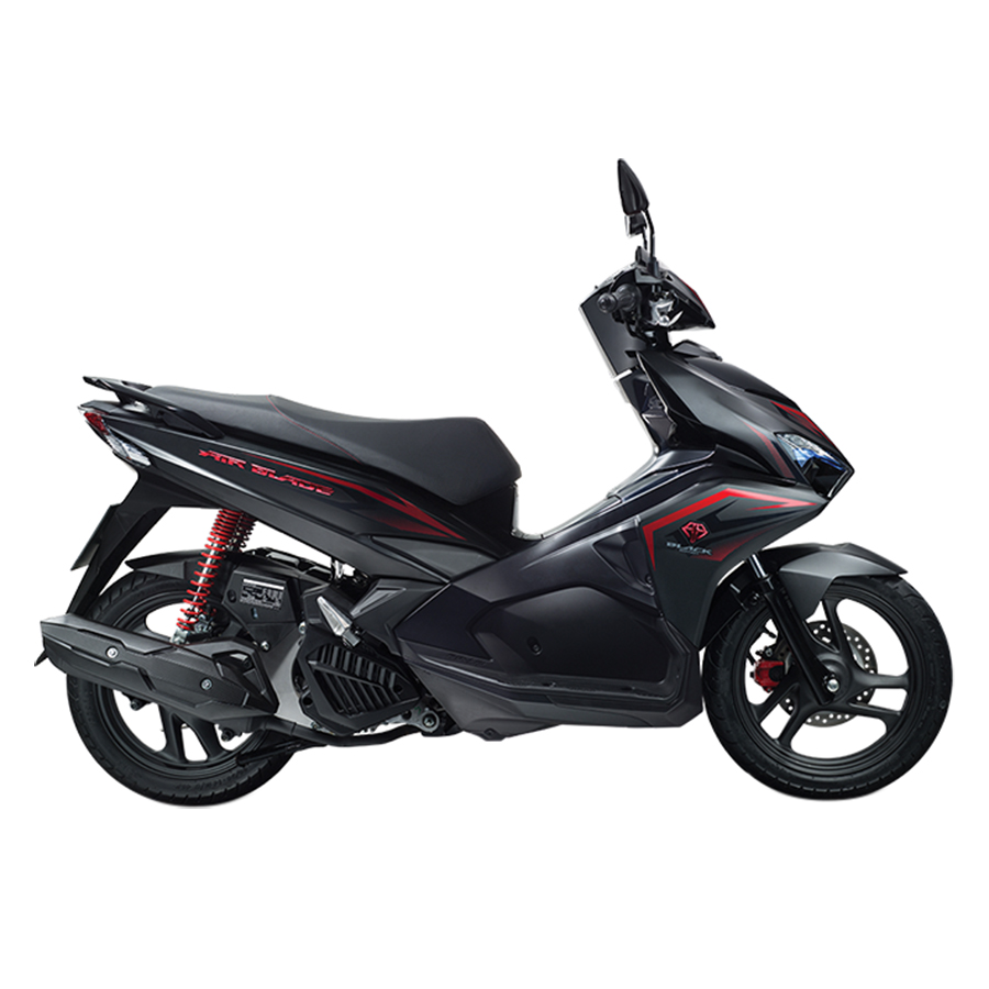 Xe Máy Honda Air Blade 2019 Phiên bản Đen Mờ