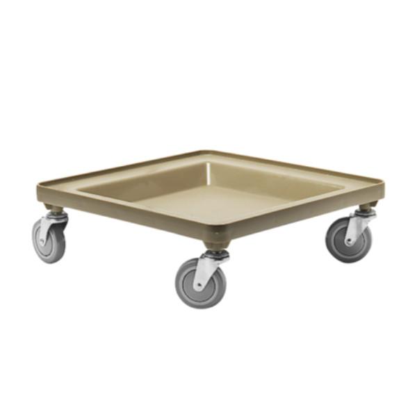 Xe đẩy rack giá để ly nhà hàng khách sạn, Thương hiệu JIWINS, Tải trọng 150kg