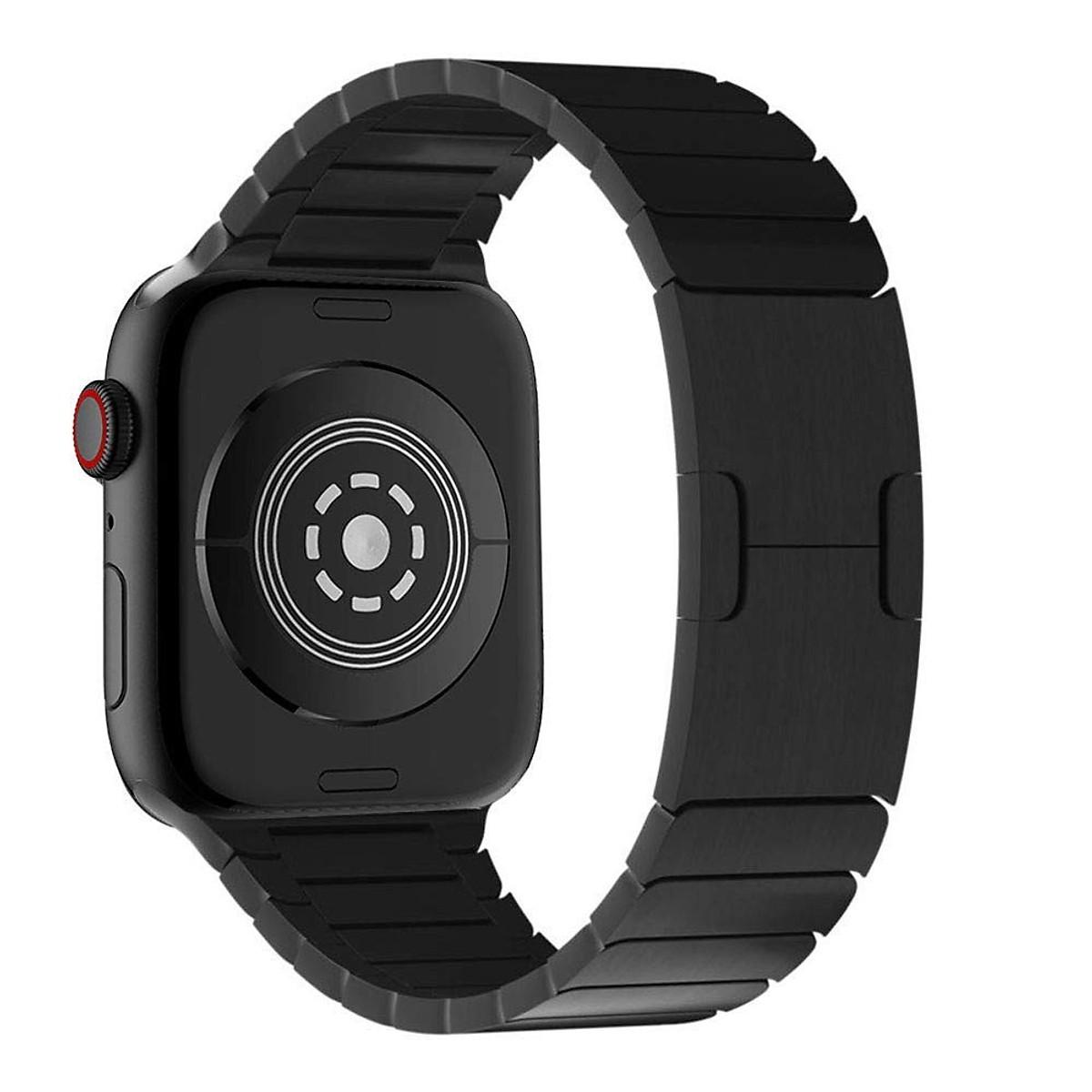 Dây thép đúc cho đồng hồ Apple Watch Series 4/5 Link Bracelet Size 42/44