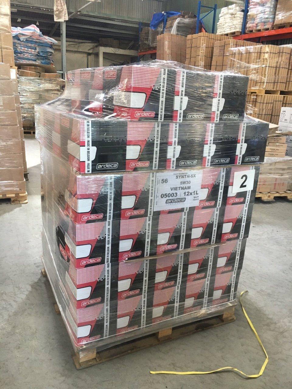 Nhớt Ardeca Scool-Tec 10W40 nhập khẩu Châu Âu chuyên dùng cho xe tay ga + Tặng kèm bịch túi rác