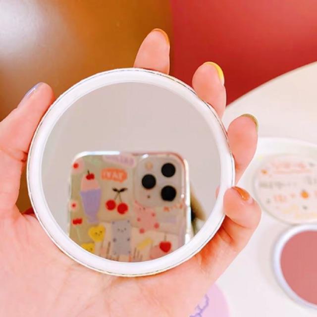 Gương mini cute