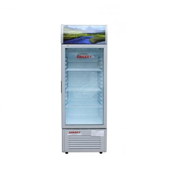 Tủ Mát Sanaky 1 Cánh Dàn Lạnh Nhôm Inverter VH-408K3 (350L) - Hàng Chính Hãng