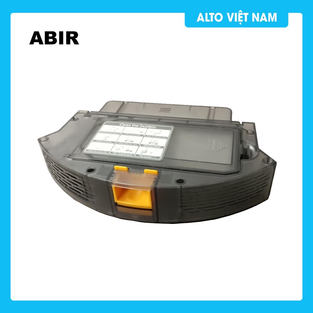 Hộp bụi - Phụ kiện Robot hút bụi thông minh ABIR X6/X8 - Hàng chính hãng