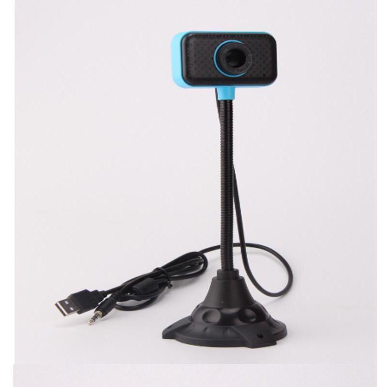 Webcam chân cao có mic full HD