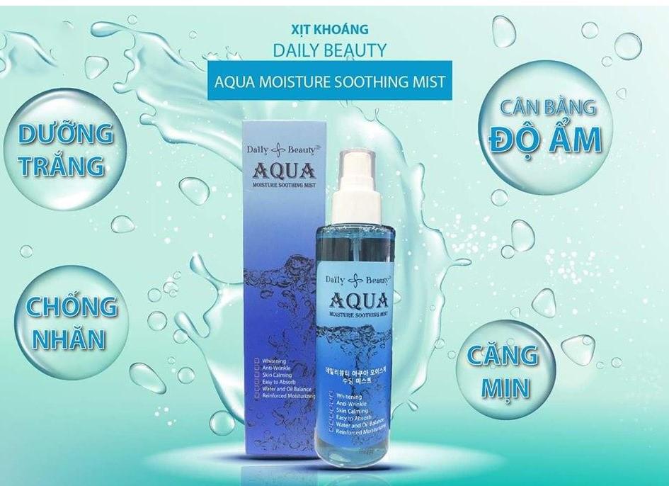 Combo mỹ phẩm Daily Beauty Re:Excell chăm sóc toàn diện cho da dầu, kiềm dầu, cân bằng da, se lỗ chân lông, làm mềm sáng da, ngừa lão hóa