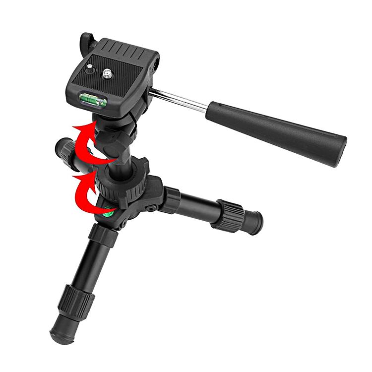 Tripod mini cho Gopro, điện thoại, máy ảnh