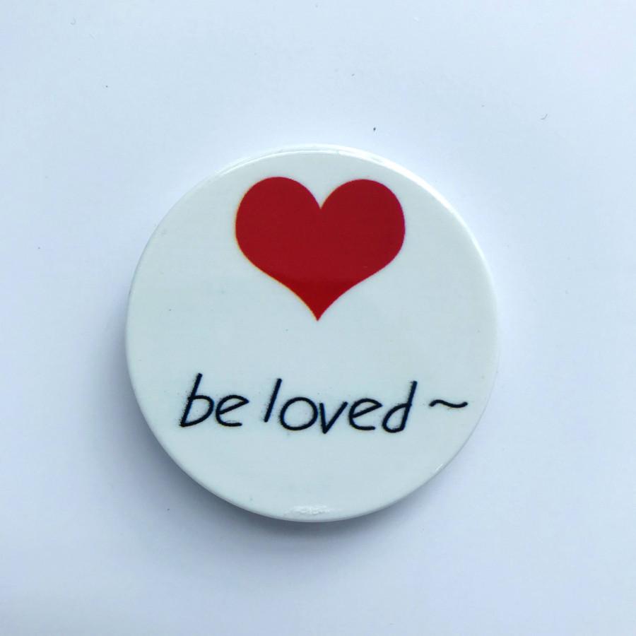 Popsocket dán dành cho điện thoại Be loved