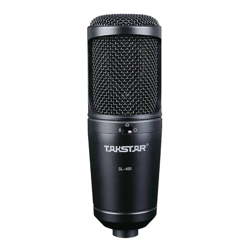 Micro thu âm Takstar GL-400 - Hàng  Chính Hãng