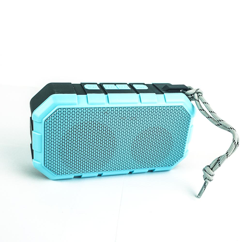 Loa nghe nhạc bluetooth không dây cho điện thoại và máy tính CY-C11 PKCB PF1000 (Xanh ngọc) - Hàng chính hãng