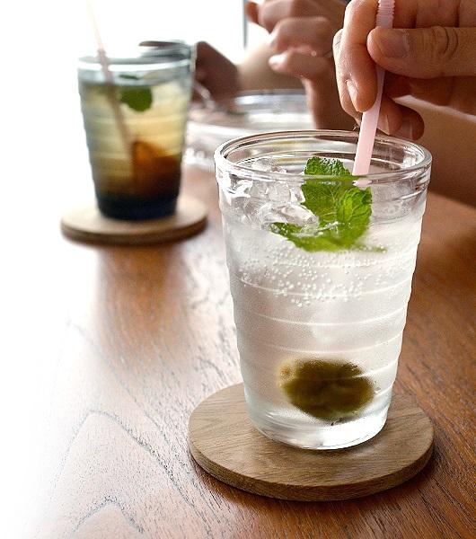 Bộ 2 cốc thủy tinh Aino dung tích 0.33L Iittala