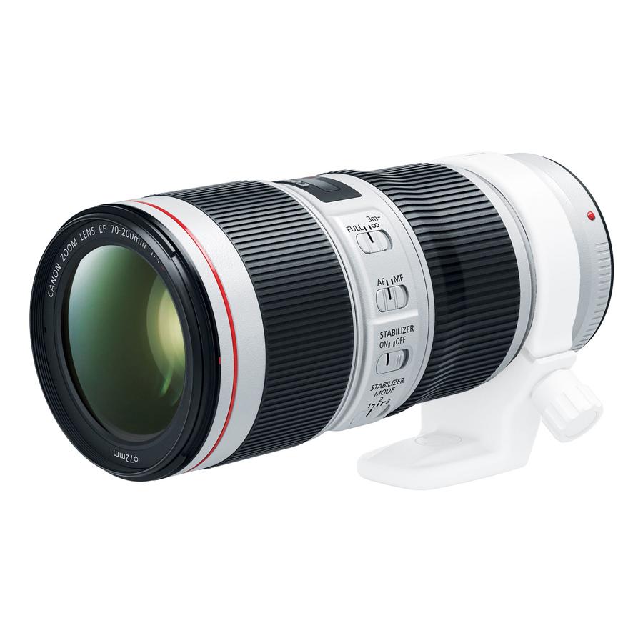 Lens Canon EF 70-200mm f/4L IS II USM - Hàng chính hãng