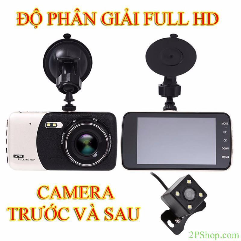 Camera Hành Trình Oto Trước Sau Full HD