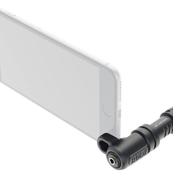 Micro Phỏng Vấn Rode VideoMic ME dành cho điện thoại - Hàng chính hãng