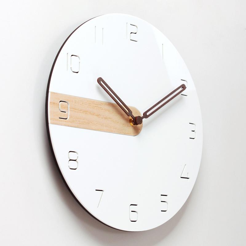 Đồng hồ treo tường trang trí DHM001