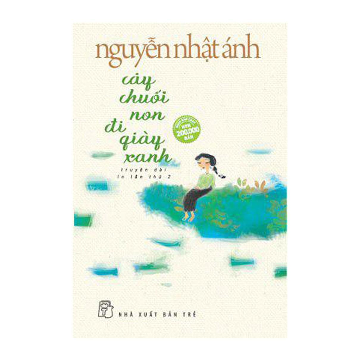 Cây Chuối Non Đi Giày Xanh (Sách Tiêu Biểu Của Nguyễn Nhật Ánh - Tặng Kèm Postcard Happy Life)