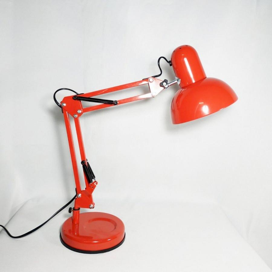 Đèn bàn chống cận cao cấp đa năng, gấp, xoay 360 độ DPX01 - kèm bóng led cao cấp và chân kẹp