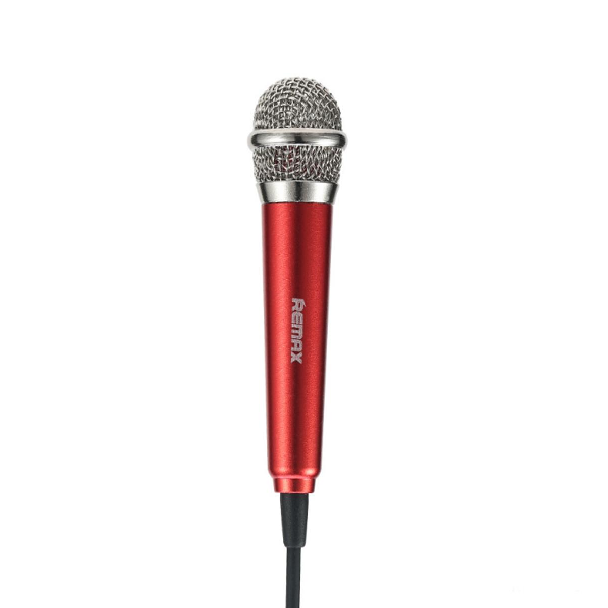 Microphone Dành Cho Iphone Mini RMK-K01 Remax-Tặng Gía Đỡ Điện Thoại-Hàng Chính Hãng
