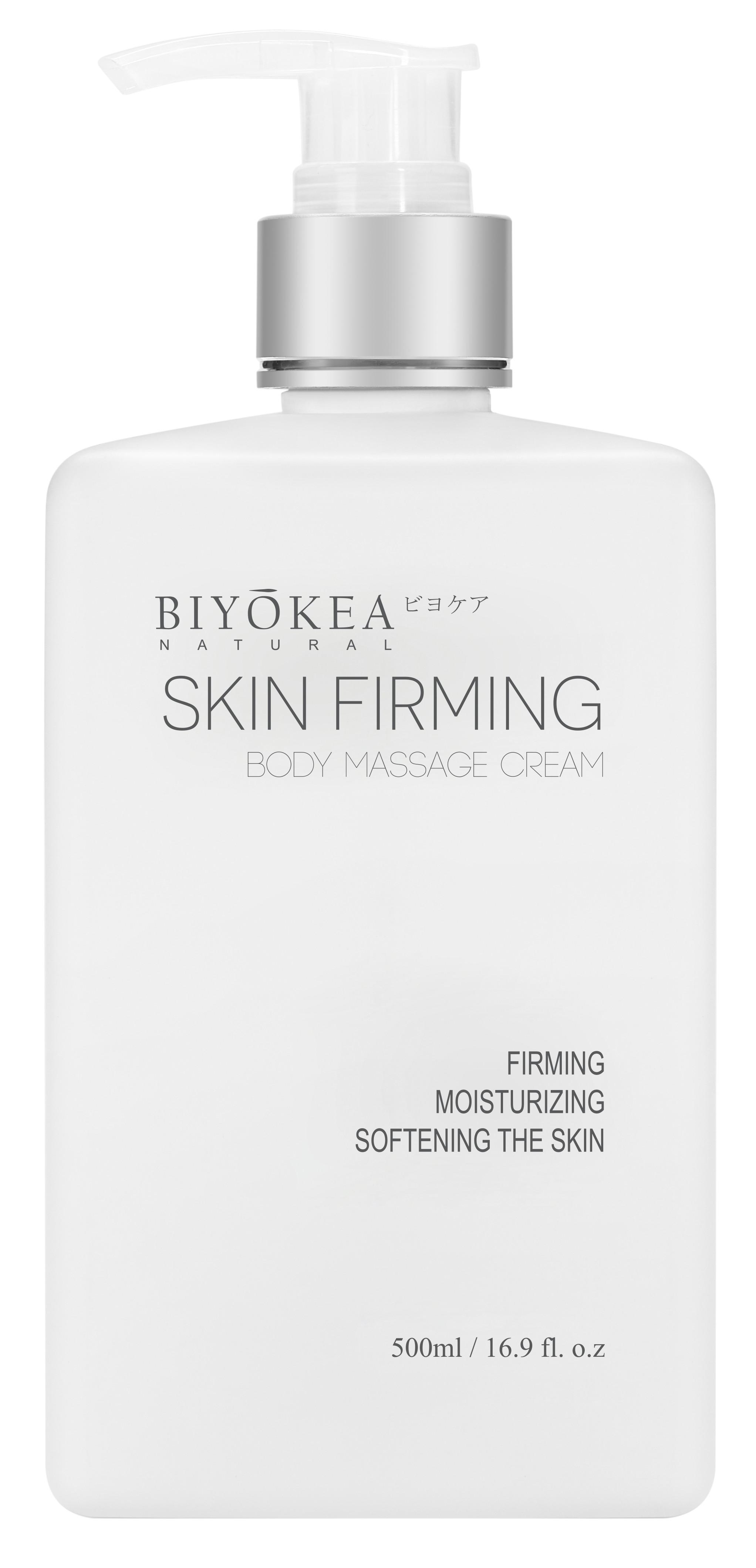 Kem Massage Body Biyokea - Skin Firming (Săn Chắc Da) - 500ml